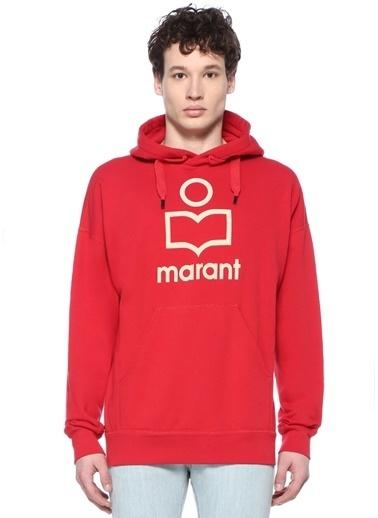 Etoile Isabel Marant Sweatshirt Kırmızı